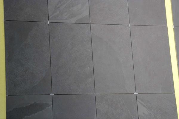 ardesia superficie naturale, formato   60 x 30 x 1cm