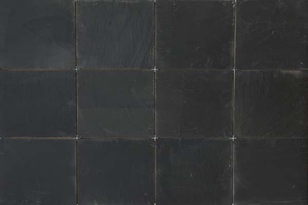 Black slate Flooring Tiles