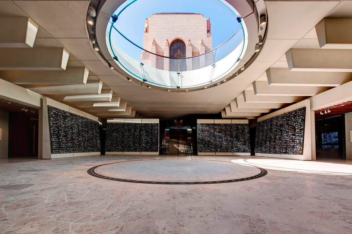 ANZAC Memorial Centenary Project (Australia) #1