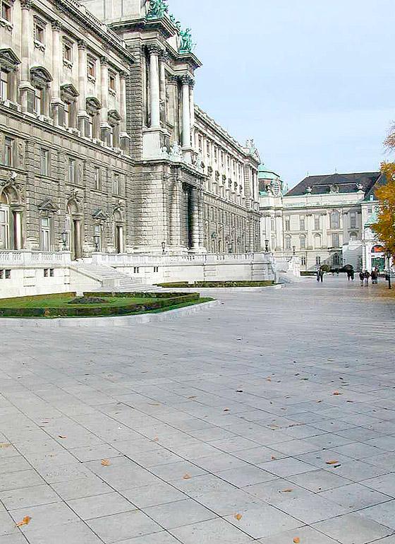 WIEN (Austria): Neue Hofburg