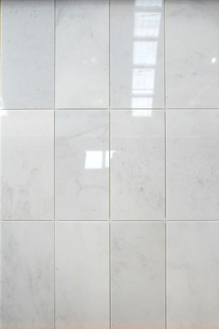 composizione in marmo per interni