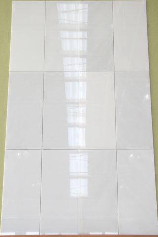 pavimento di marmo lucido, Bianco Regina
