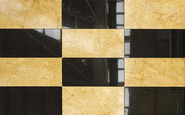 Pavimento granito BLACK GALAXY