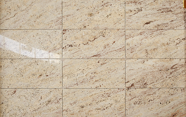 IVORY BROWN Granitfliesen