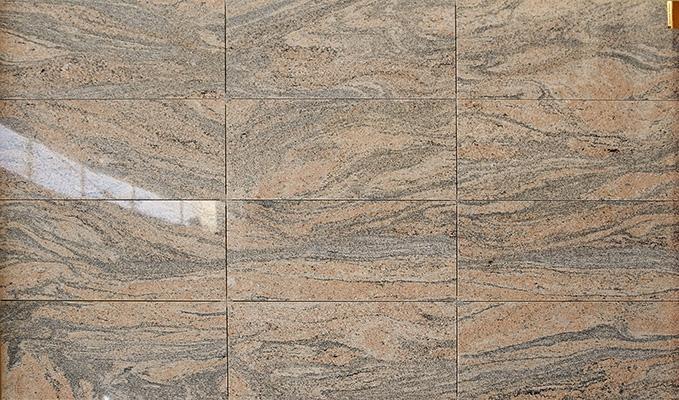 Pavimento granito JUPARANA INDIANO