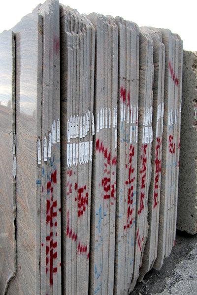 blocco lastre JUPARANA' COLOMBO