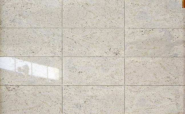 Pavimento granito KASHMIR WHITE