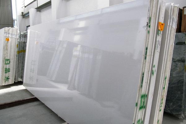 Lastre marmo artificiale sinterizzato rivestimento cucina e bagno