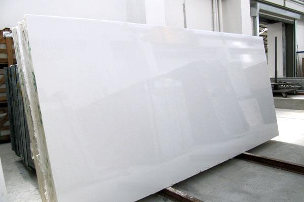 Marmo artificiale, lastre spessore 2 cm