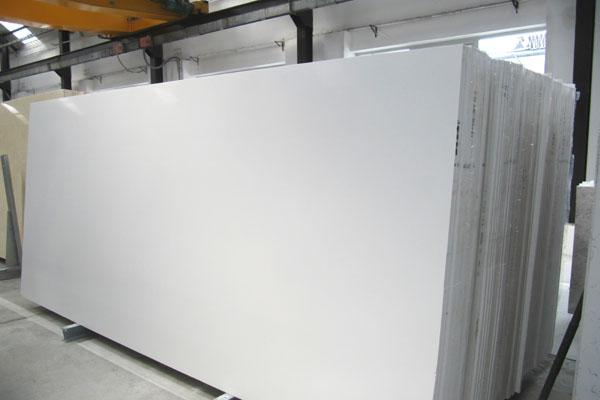 marmo sintetico lucido, CALLA WHITE
