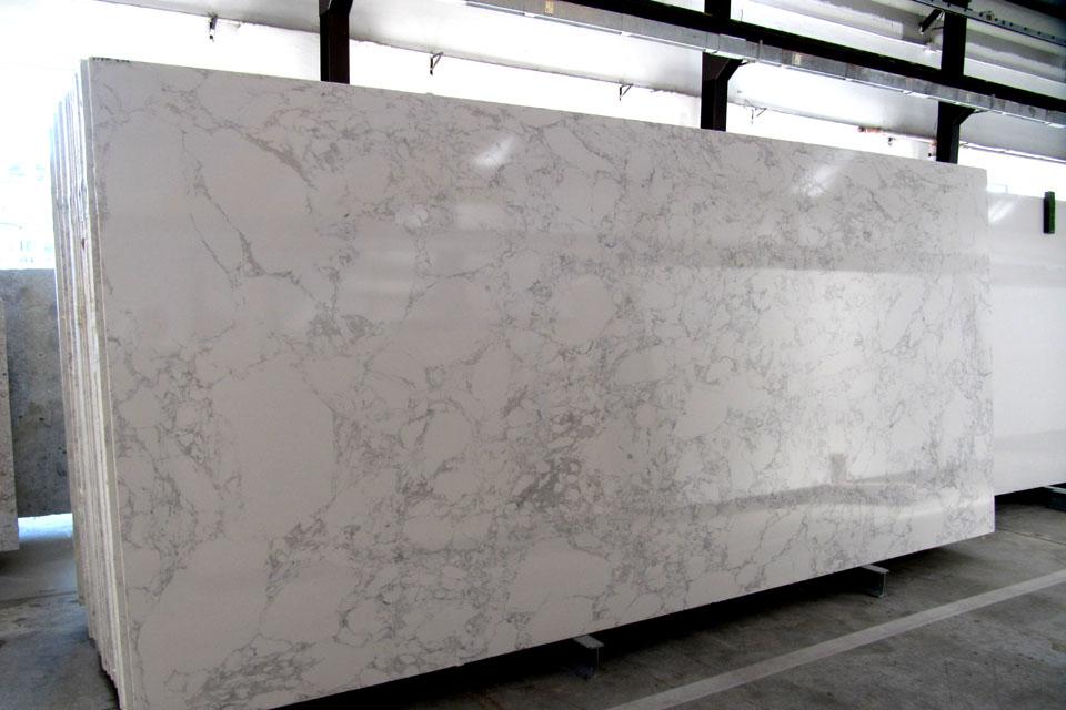 lastre di 2cm di spessore di pietra artificiale marmostone