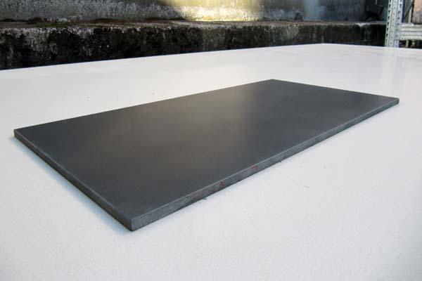 modulare tipo H 61x30.5x1 LEVIGATO