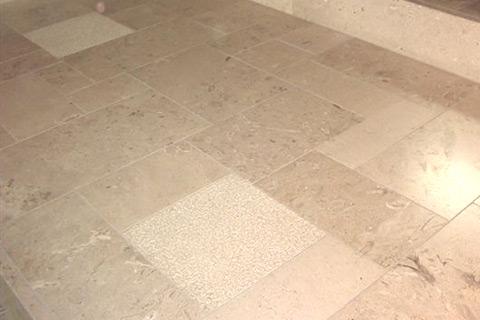 Pavimento marmo Aurisina
