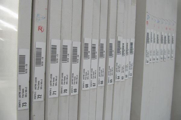 quarzo sintetico lucido FINE SANDS, lastre 2 e 3cm