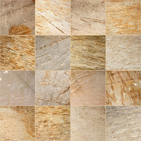 Quartzite for Flooring Tiles or Outdoor Paving
