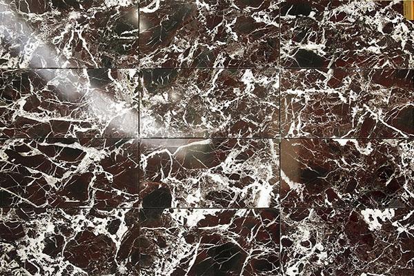 Marmorfliesen ROSSO LEVANTO Bodenbeläge