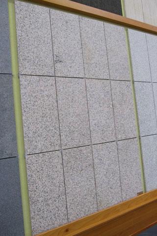 pavimento GRANITO FIAMMATO per esterni