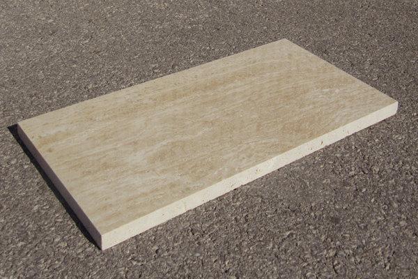 Marmetta, stuccata, cementata, lucida  60x30x2 cm