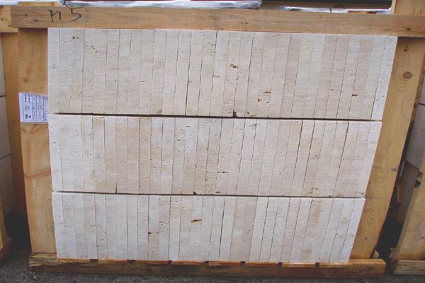 Marmette TRAVERTINO piano sega 60x30x2 cm