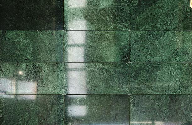 Pavimento marmo VERDE GUATEMALA