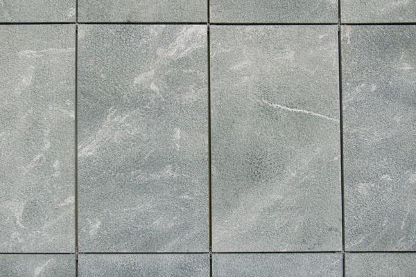 materiale Verde Guatemala bocciardato, per ESTERNI