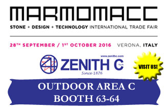 Zenithc PRISUTAN NA Marmomacc 2016