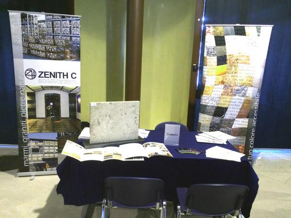 Zenithc a Infoprogetto 2016 Trieste