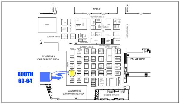 Booth 63-64 Zenithc