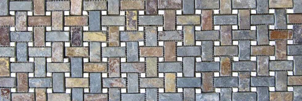 Mosaico ARDESIA ardesia