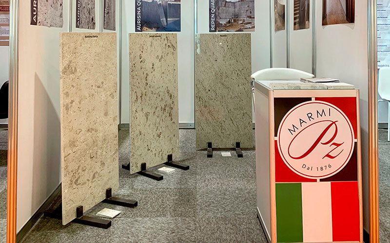 The Natural Stone Show 2019 (London, UK)